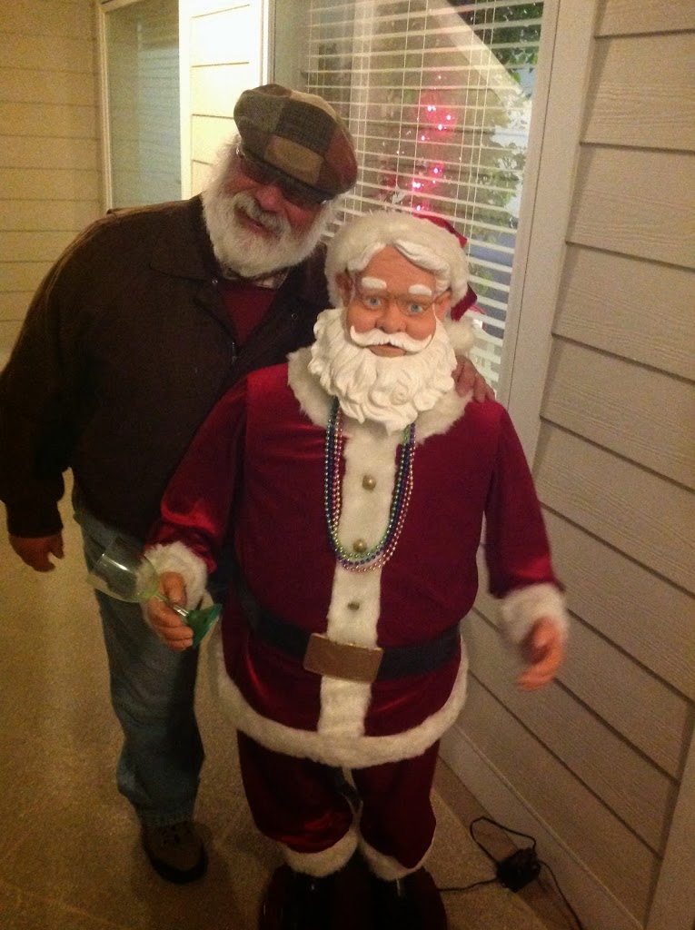 Will the Real Santa Please Stand Up?