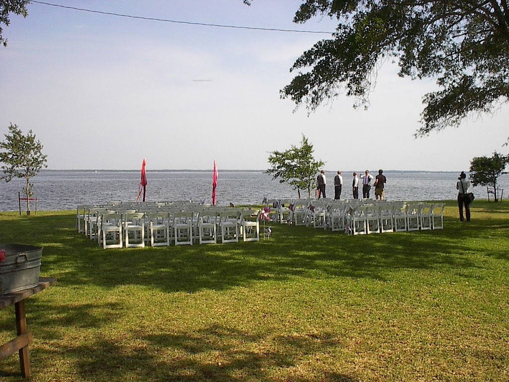 Planning a Waterfront Wedding in NC?  Check us Out!